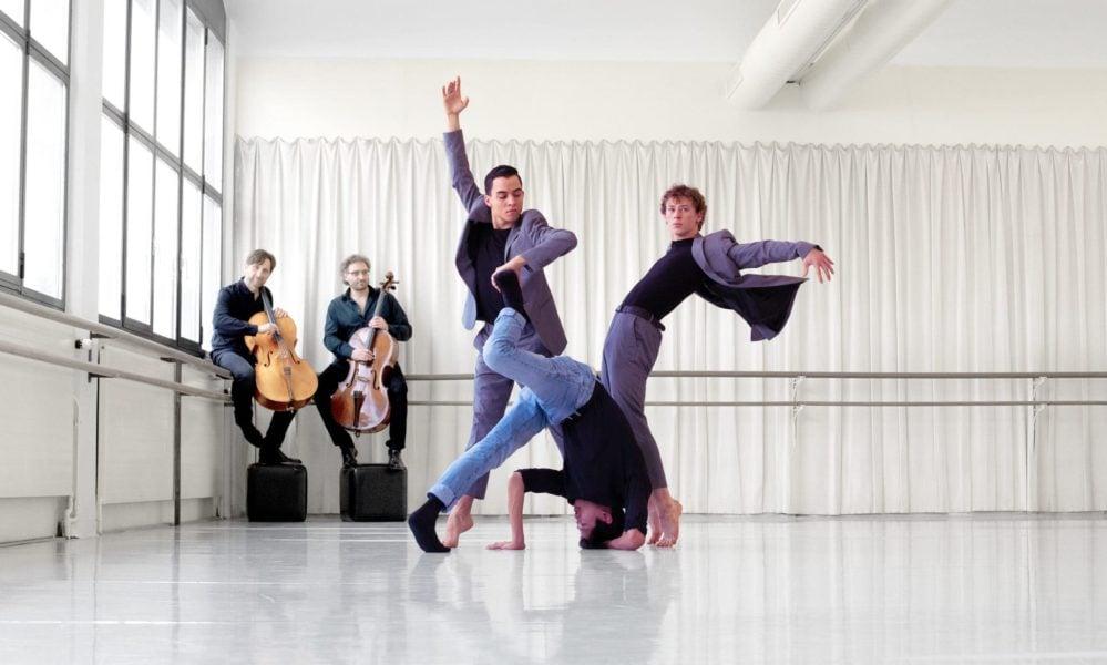 DANCING CELLO - Rossana Caldarera - Yvette Regueiro  2020
